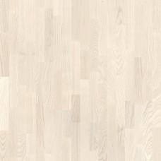 SALSA ART - Ясень WHITE PEARL 3-полосный